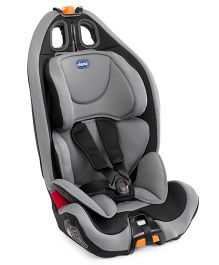 Chicco 123 Grop-Up Baby Car Seat - Silver