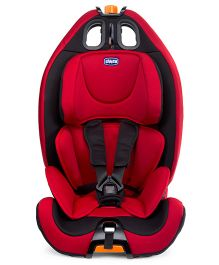 Chicco 123 Grop-Up Baby Car Seat - Red