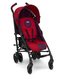 Chicco Lite Way Stroller Basic Red