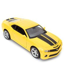 Maisto Die Cast Metal Kruzerz 2010 Chevrolet - Yellow