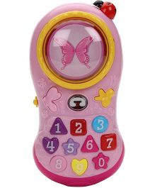 Mitashi Skykidz Musical Chatter Phone (Design May Vary)