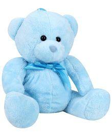 Tickles Teddy Bear Plush Bag Blue - Height 13 Inch