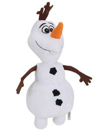 Disney Olaf Soft Toy White - Height 30.1 cm