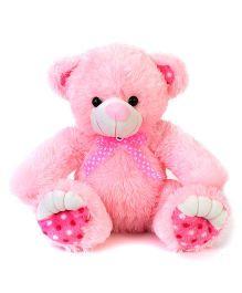 Liviya Teddy Bear Soft Toy Pink - Height 17 Inches