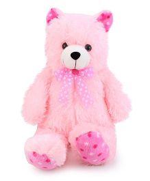 Liviya Teddy Bear Soft Toy Pink - Height 20 Inches