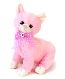 Liviya Cat Soft Toy Pink - 40 cm