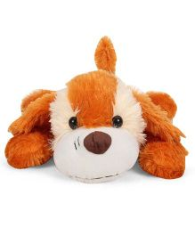 Liviya Sniffing Dog Soft Toy Orangish Brown - 30 cm