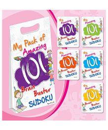 My Amazing 101 Brain Buster Sudoku Pack - English