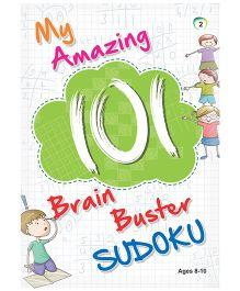 My Amazing 101 Brain Buster Sudoku Book 2 - English