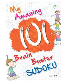 My Amazing 101 Brain Buster Sudoku Book 3 - English