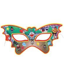 Doraemon Eye Mask Multicolour - Pack Of 10