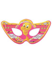 Tweety Party Eye Mask Yellow - Pack Of 10