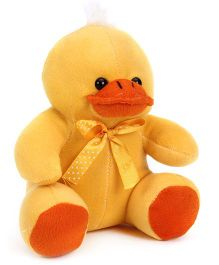 Playtoons Chubby Duck Yellow - Height 6 Inches