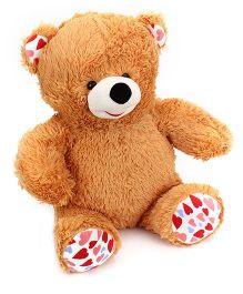 Playtoons Huggable Teddy Bear Brown - Height 26 Inches