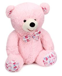 Playtoons Huggable Teddy Bear Pink - Height 30 Inches