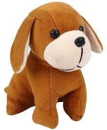 Playtoons Puppy Brown - Height 6 Inches