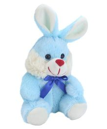Playtoons Cute Bunny Blue - Height 6 Inches
