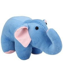 Playtoons Baby Elephant  Blue - 17 cm