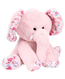Playtoons Sitting Elephant - Pink