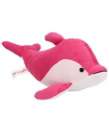 Playtoons Dolphin Pink - 25 cm