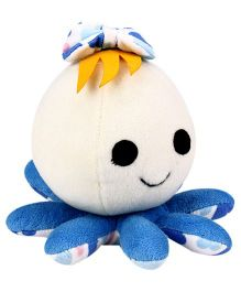 Playtoons Female Octopus Multi Color - 17 cm