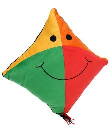 Playtoons Kite Cushion - Multi Color