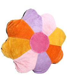 Playtoons Sunflower Cushion - Multi Color