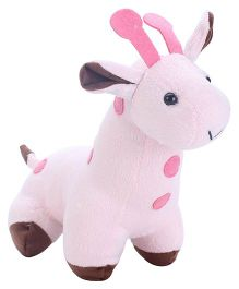 Playtoons Baby Giraffe - 17 cm (Color May Vary)