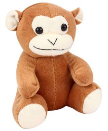Playtoons Small Monkey Brown - Height - 15 cm