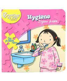 Fafa N Juno Hygiene Jigsaw Puzzle Book
