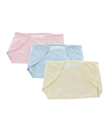 Tinycare Waterproof Nappy Large - Set Of 3