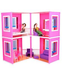 Toyzone My Glamour Doll House - Over 122 Pieces & Accessories