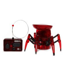 Hexbug Spider Robotic Creature With 7 Way Radio Control - Red