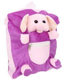 IR Activity Bag Elephant Applique - Purple