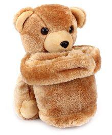 IR Pen Stand Teddy Bear Design - Light Brown