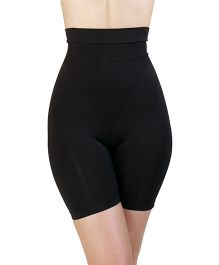 Swee High Waist And Short Thigh Shaper Fern -  Black
