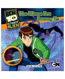 Ben 10 The Aliens Are Among Us - English