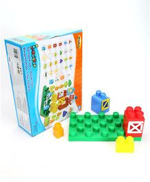 I-Builder Barnyard Set Multicolour - 33 Pieces