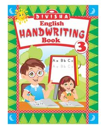 Divisha Handwriting Book Part 3 - English