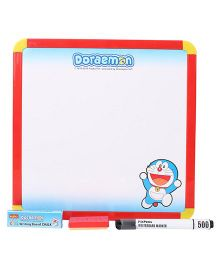 Doraemon Dual Writing Board - Multicolour