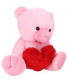 Natkhat Valentine Teddy Bear Pink - 60 cm