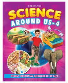 Science Around Us 4 - English