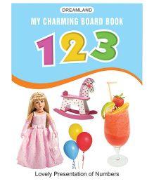 My Charming Board Book 123 - English