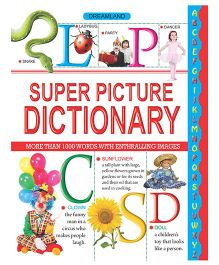 Super Picture Dictionary - English