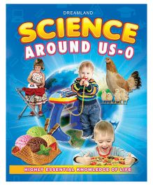 Science Around Us Book 0 - English