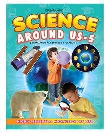 Science Around Us Book 5 - English
