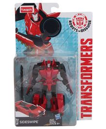 FUNSKOOL Transformers Robots In Disguise Sideswipe Figure Red - 13 cm