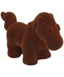 Rubbabu Rubber Foam Horse - Brown