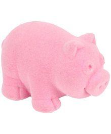 Rubbabu Rubber Foam Pig Pink - 4 Inches