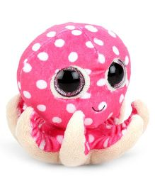 Beanie Babies Ollive Octopus Pink - Height 5 Inch